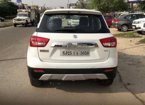 Used 2017 Maruti Suzuki Vitara Brezza ZDi MT for sale in Jaipur