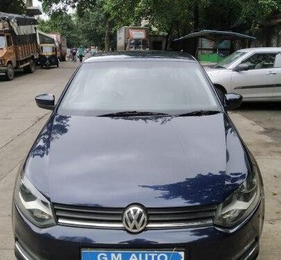 Used Volkswagen Polo 1.2 MPI Highline 2015 MT for sale in Thane