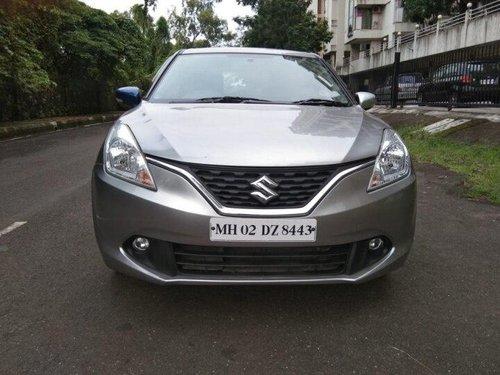 Used 2015 Maruti Suzuki Baleno Zeta MT for sale in Mumbai
