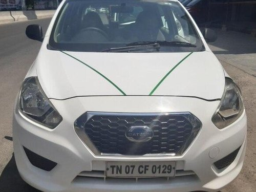 Used Datsun GO T Option 2016 MT for sale in Chennai