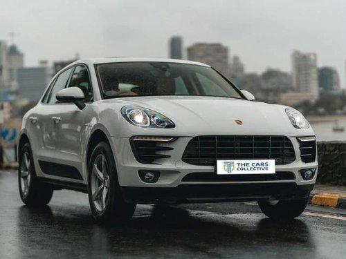 Used Porsche Macan Turbo 2017 AT for sale in Mumbai