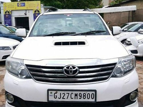 2012 Toyota Fortuner 4x2 Manual MT in Ahmedabad