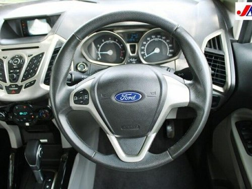 Used Ford Ecosport 2017 AT for sale in Ahmedabad
