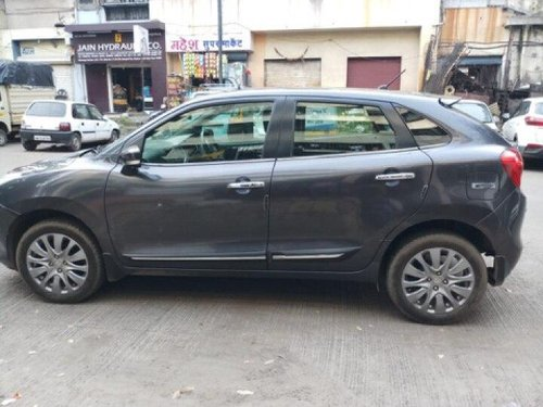 Maruti Suzuki Baleno Zeta 2017 MT for sale in Pune