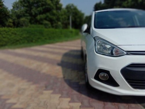 Used 2014 Hyundai Xcent 1.2 VTVT S MT for sale in Agra