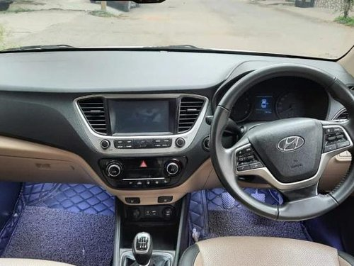 Used Hyundai Verna 1.6 SX VTVT 2019 AT for sale in Bangalore
