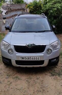 Used Skoda Yeti Elegance 4X4 2011 MT for sale in Chennai -5