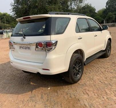 Used Toyota Fortuner 2015 MT for sale in New Delhi