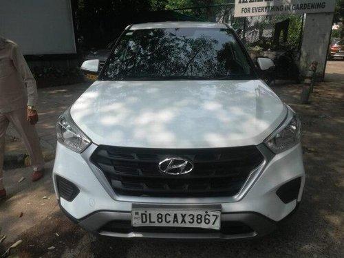 Used Hyundai Creta 2019 MT for sale in New Delhi