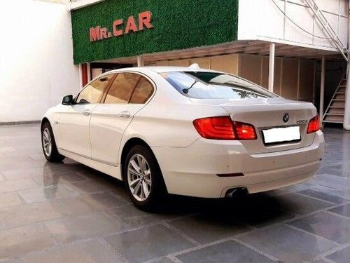 Used 2011 BMW 5 Series AT for sale in New Delhi