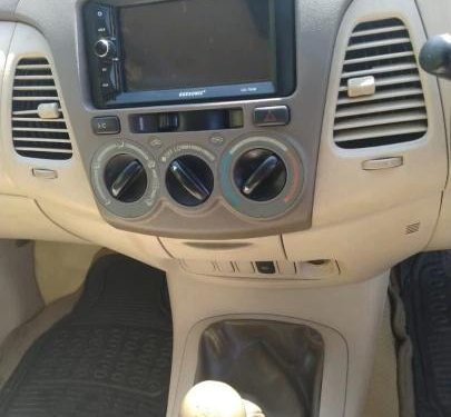 Toyota Innova 2.5 G4 Diesel 8-seater 2008 MT for sale in Chennai