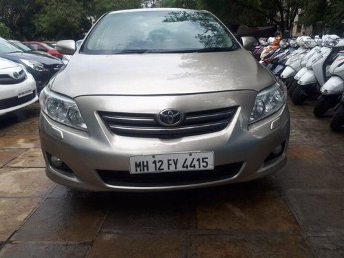 Used 2010 Toyota Corolla Altis 1.8 G MT for sale in Pune