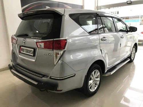 Toyota Innova Crysta 2.4 GX MT 8 STR 2018 MT for sale in Panvel