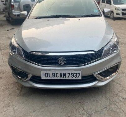 Maruti Suzuki Ciaz ZXi Option 2015 MT for sale in New Delhi