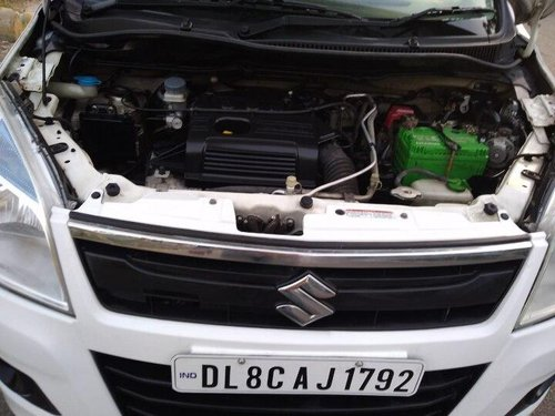Maruti Suzuki Wagon R CNG LXI Opt 2014 MT for sale in Ghaziabad