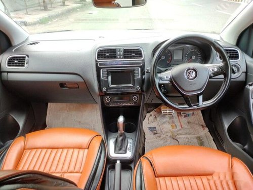 Used Volkswagen Polo 2016 AT for sale in Ahmedabad