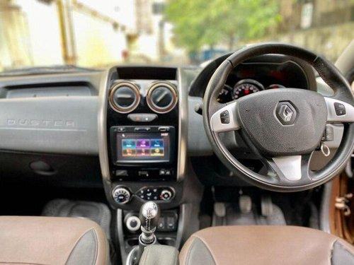 Renault Duster 110PS Diesel RxZ 2018 MT for sale in Kolkata