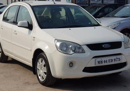 Ford Fiesta 1.6 ZXI Duratec 2010 MT for sale in Pune