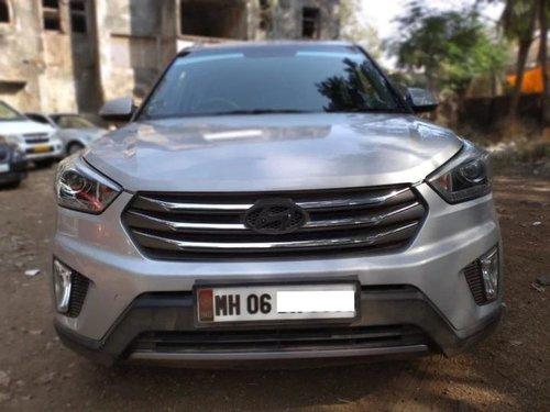Used 2017 Hyundai Creta 1.6 SX Diesel MT for sale in Mumbai