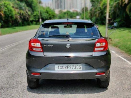 2018 Maruti Suzuki Baleno Alpha MT for sale in Hyderabad