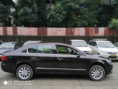 Used Skoda Superb 2015 AT for sale in Thane