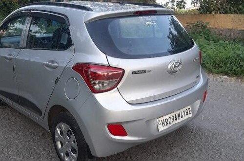 Used Hyundai Grand i10 1.2 CRDi Sportz 2016 MT for sale in New Delhi