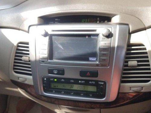 Used Toyota Innova 2.5 VX 7 STR 2015 MT for sale in New Delhi