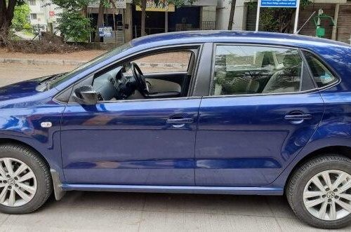 Used Volkswagen Polo 1.0 MPI Highline Plus 2013 MT in Pune