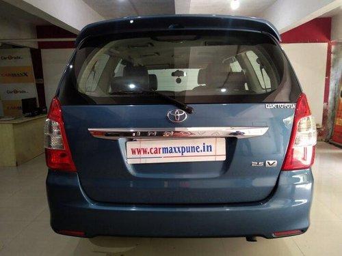 Used Toyota Innova 2.5 V Diesel 7-seater 2012 MT for sale in Pune
