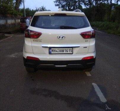 Hyundai Creta 1.6 CRDi SX Option 2015 MT for sale in Mumbai