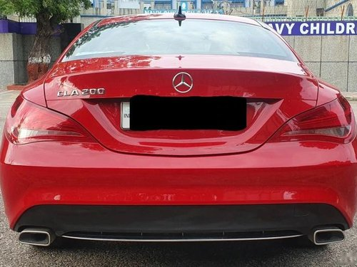 Mercedes-Benz CLA 200 CGI Sport 2016 AT for sale in New Delhi