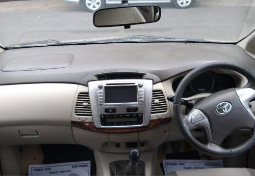 Used Toyota Innova 2013 MT for sale in Coimbatore