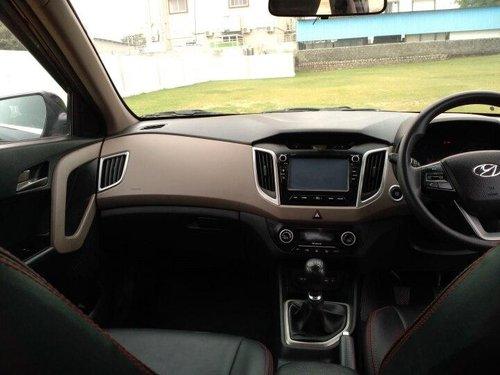 Hyundai Creta 1.6 CRDi SX Plus 2016 MT for sale in Hyderabad