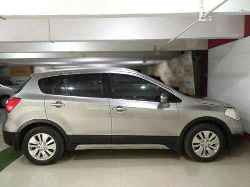 Maruti  Suzuki S-Cross DDiS 320 Zeta 2015 MT for sale in Pune