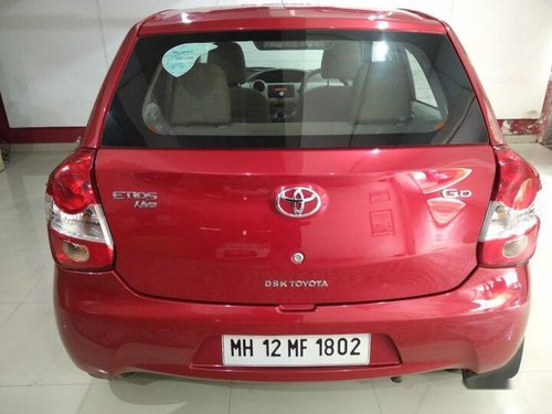 Used Toyota Etios Liva 2015 MT for sale in Pune