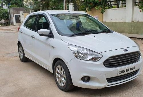 Used Ford Figo 2017 MT for sale in Hyderabad