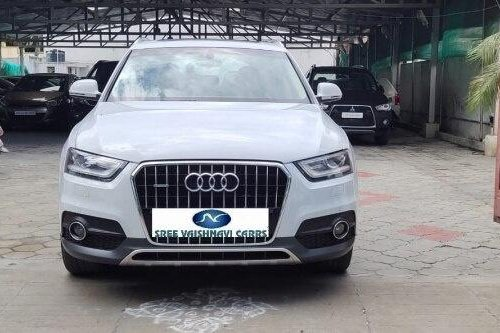 Used 2014 Audi Q3 AT for sale in Coimbatore