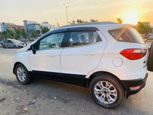 Used Ford EcoSport 1.5 Diesel Titanium 2014 MT for sale in Faridabad -1