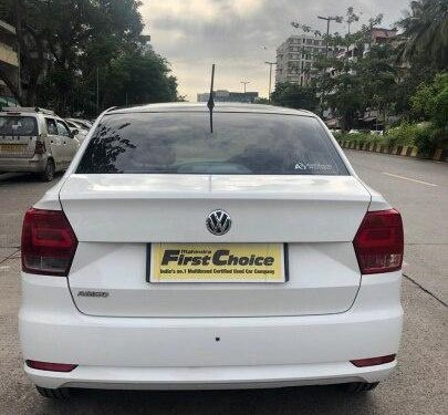 Used Volkswagen Ameo 2018 MT for sale in Mumbai