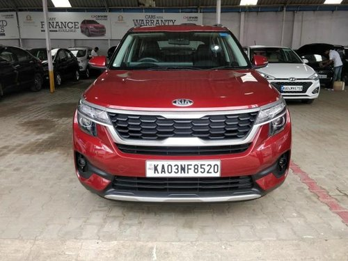 2019 Kia Seltos MT for sale in Bangalore