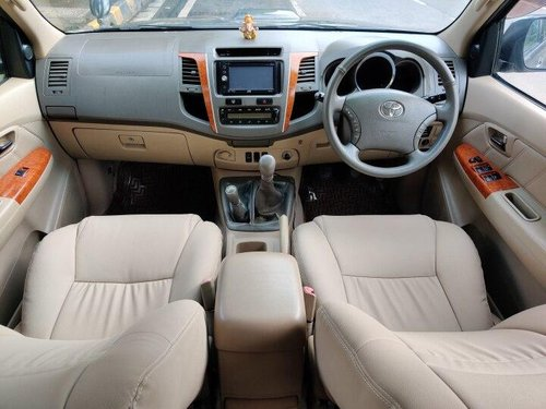 Used Toyota Fortuner 4x4 MT 2012 MT for sale in Mumbai