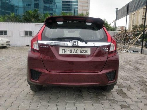 Used 2017 Honda Jazz 1.2 VX i VTEC MT for sale in Chennai
