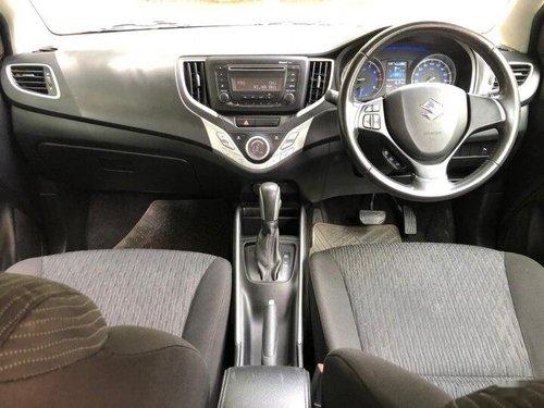 Used Maruti Suzuki Baleno Zeta 2017 AT for sale in Ahmedabad