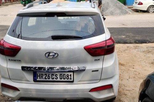 Used 2017 Hyundai Creta 1.6 SX Automatic Diesel AT in New Delhi