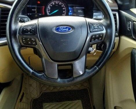 Ford Endeavour 2.2 Titanium AT 4X2 2016 AT for sale in Ahmedabad