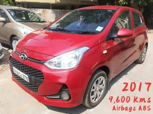 Hyundai Grand i10 1.2 Kappa Sportz BSIV 2017 MT for sale in Chennai -5