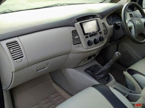 Toyota Innova 2.5 GX (Diesel) 8 Seater 2013 MT for sale in Ahmedabad