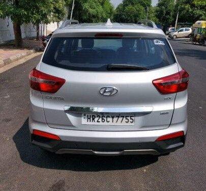 Hyundai Creta 1.6 SX Automatic 2016 AT for sale in New Delhi