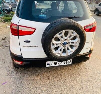 Used Ford EcoSport 1.5 Diesel Titanium 2014 MT for sale in Faridabad -3