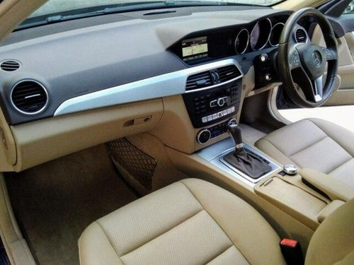Used 2014 Mercedes Benz C-Class AT for sale in Ahmedabad